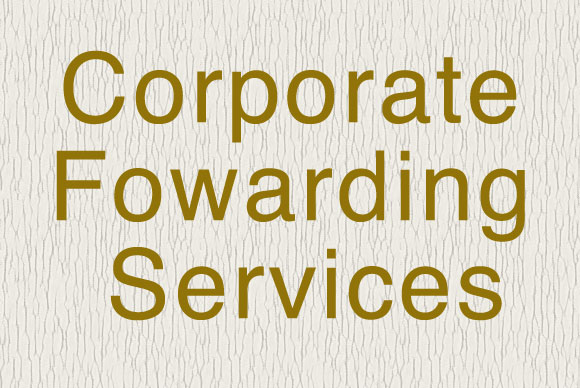 Corporate Forwarding Services