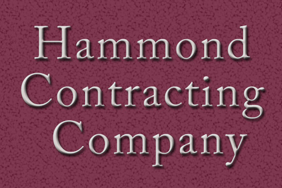 Hammond Contracting Co.